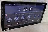 """Автомагнітола JVC, 2/16GB екран 10.1"""", GPS, Android10, 2DIN,2USB,WIFI,FM,BT КОРЕЯ!, фото 6"""