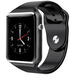 Умные Смарт Часы Smart Watch A1 Turbo Черные
