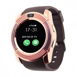 Умные Смарт Часы Supero Smart Watch V8 Золотые
