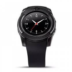 Умные Смарт Часы Supero Smart Watch V8 Черные