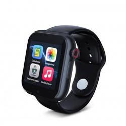 Умные Смарт Часы Supero Smart Watch Z6S Fit С Пульсометром Черные