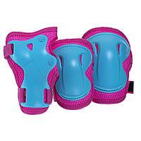 Комплект захисту HYPRO HP-SP-B004 розміри в асорт., M (8-12лет) кольори в асорт., Рожевий-блакитний