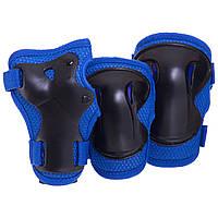 Комплект захисту HYPRO HP-SP-B004 розміри в асорт., M (8-12лет) кольори в асорт., Синій-чорний