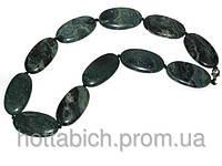 Ожерелье нарядное из агата