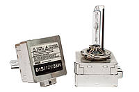 Лампа ксенон D1S 4500K OPLAS SUPER VISION +50% яркости / D1S 4500K +50% High Brightness