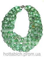 Нефритовое ожерелье для девушки