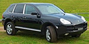 Тюнинг Porsche Cayenne 955 2002-2006