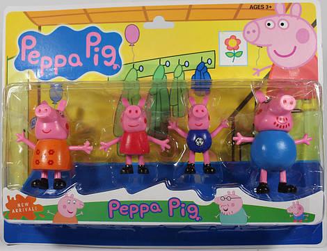 Набор фигурок Свинка Пеппа.