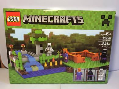 "Конструктор ""Minecraft"" 241 деталь!."