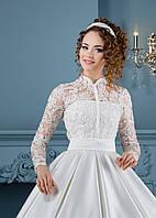 Изысканное свадебное платье-трансформер
