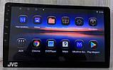 Автомагнитола JVC, 4/32GB экран 10.1'', GPS, Android10, 2DIN,2USB,WIFI,FM,BT КОРЕЯ!, фото 4