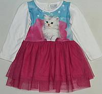 """Платье для девочек """"киця"""""""