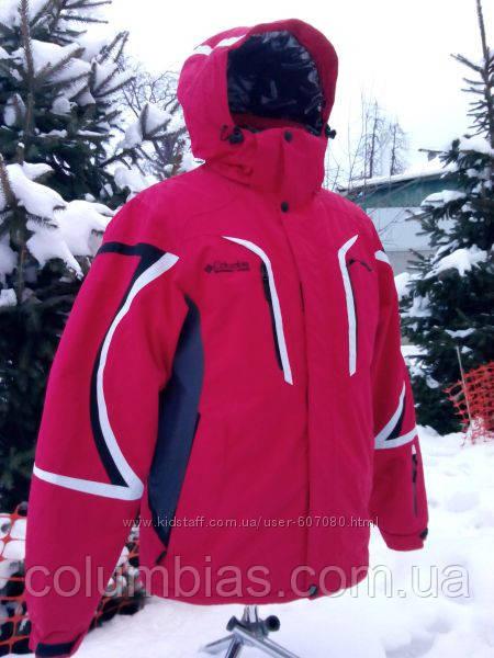 куртки зимние мужские Columbua