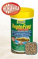 Тетра Репто Фрог полноценный корм для лягушек и тритонов, 100мл