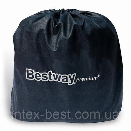 BestWay 67442 Односпальная надувная кровать  203x102x38см, фото 2
