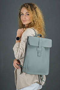 Жіночий шкіряний рюкзак Сідней, натуральна шкіра Grand колір Сірий
