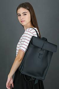 Жіночий шкіряний рюкзак Сідней, натуральна шкіра Grand колір Чорний