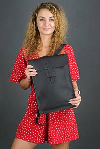 Жіночий шкіряний рюкзак Сідней, натуральна шкіра Grand колір коричневый, оттенок Шоколад
