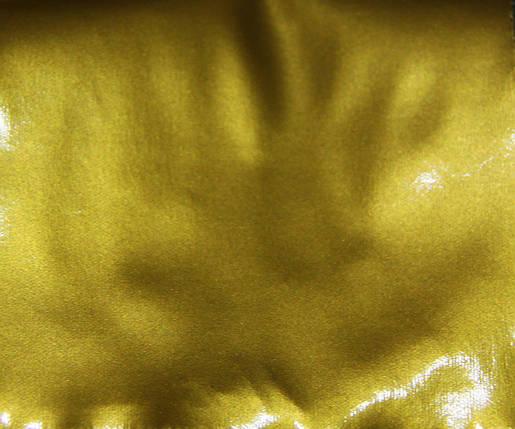 Ткань лак золото, фото 2