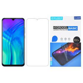 Гидрогелевая пленка BLADE Hydrogel Screen Protection BASIC (clear glossy) для Huawei Y7 Prime 2019
