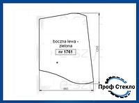 Стекло Terex TX 760 GTX 860 GTX 960 - левая сторона 6099910M1