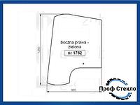 Стекло Terex TX 760 GTX 860 GTX 960 - правая сторона 6099910M1