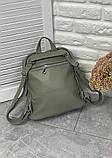 """Женский рюкзак """"Levon"""", фото 9"""