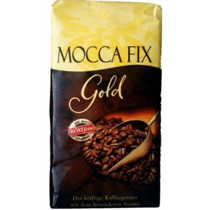 Молотый кофе Moссa Fix Gold (Германия) 500грам, фото 2