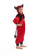 Карнавальний костюм для хлопчиків Чортеня 92р., фото 1