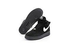 Зимние кроссовки Nike Air Force с мехом, мужские кроссовки. ТОП Реплика ААА класса., фото 2