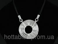 Женское ожерелье Круг