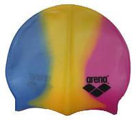 Шапочка для плавания «юниор» разноцветная