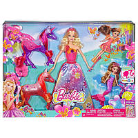 """Большой набор """"Барби и потайная-секретная дверь"""" Barbie and The Secret Door"""