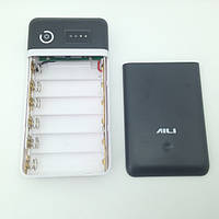 Зарядка Power Bank 12V 6х18650 AiLi