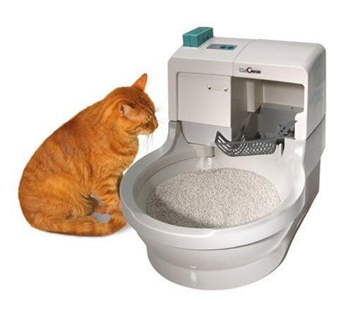 Наполнители для туалетов