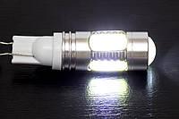 Яркий светодиод 7.5W T10 COB LED (габаритные огни)