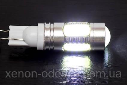 Яркий светодиод 7.5W T10 COB LED (габаритные огни), фото 2