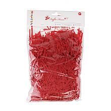 Наповнювач для коробок, червоний