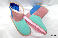 Зимняя обувь сапоги ботинки угги дутики сноубутсы