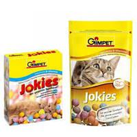 Gimpet Jokies 400 шт-витамины для кошек для аппетита и обмена веществ.