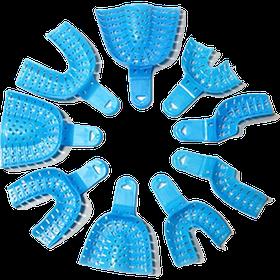 Ложка оттискная пластиковая автоклавируемая