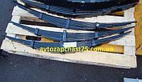 Рессора задняя дополнительная Зил 130 9 листовая (подрессорник) Чусовской металлургический завод, Россия