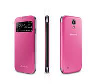 Розовый флип для Samsung Galaxy S4