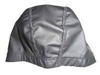 Тканевая шапочка для плавания «юниор» черного цвета, фото 1