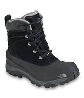 Ботинки The North Face M CHILKAT II 2015 EZ7-BLACK/GRIFFIN GREY  (T0AWMC)
