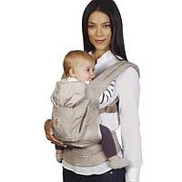 ORGANIC BABY CARRIER DANDELION (Одуванчики)