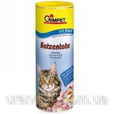 Gimpet Katzentabs-витамины для кошек с рыбой и биотином 710 таб.