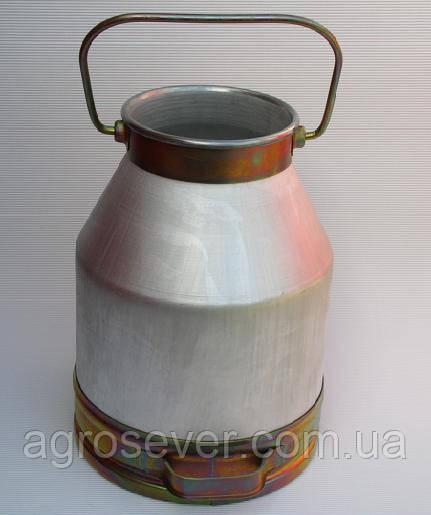 Доильное ведро алюминиевое 40л