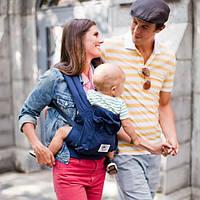 Ергономичный рюкзак Ergo Baby Navy
