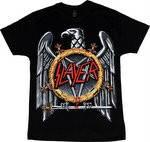 Рок-футболка Slayer (орел)